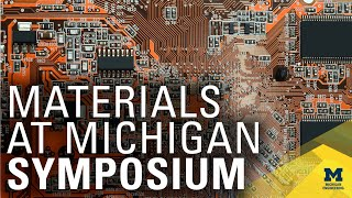 Materials at Michigan Symposium | Pallab Bhattacharya