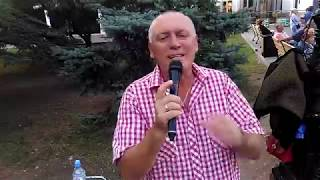 Танцы На Приморском Бульваре - Севастополь - 14.09.19 - Певец Сергей Соков