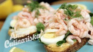 Louisiana Style Räkmacka! (shrimp Sandwich) | Americulinariska