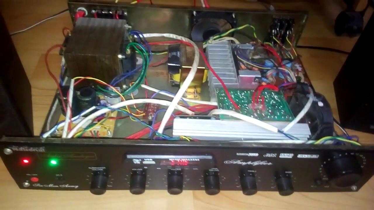 hme amateur amplifier