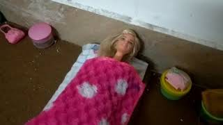 Barbie sunday morning routine in hindi
