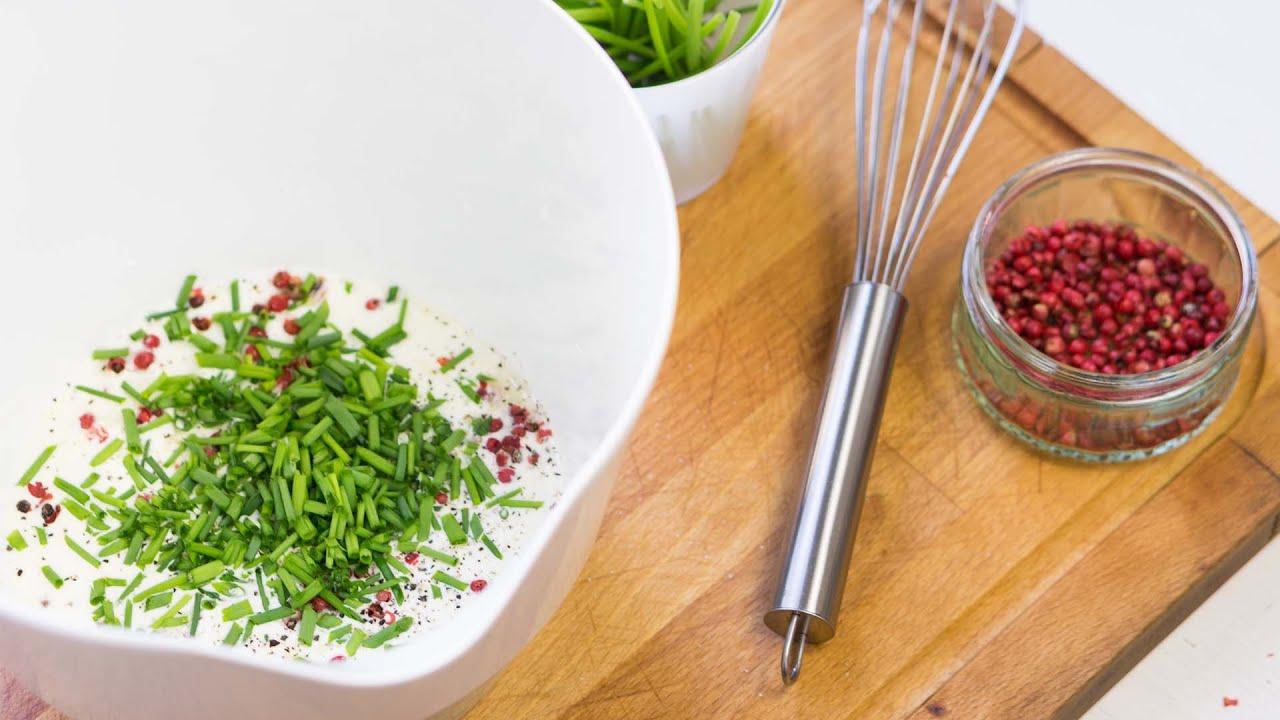 Einfache salatsauce fur blattsalat