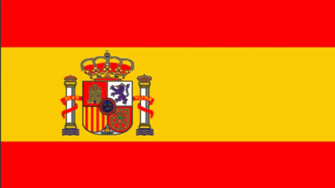 Spain flag and anthem youtube for Watches of spain