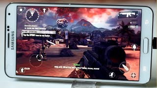 Top 10 HD Android Games (HIGH GRAPHICS)