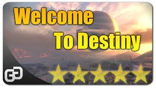 Welcome To Destiny: The Being Of The Mission And Leveling Guide