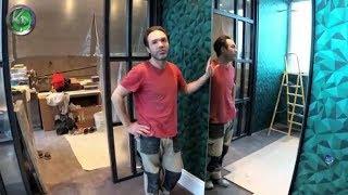 видео Установка входных металлических дверей в Краснодаре