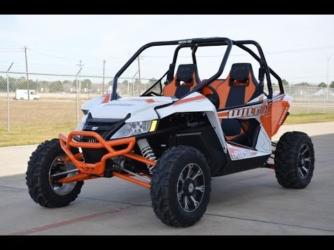 2013 arctic cat wild cat limited, for sale in arlington texas dfw.