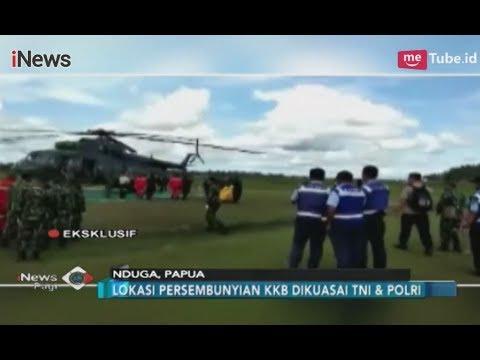 EKSKLUSIF: Tim TNI Polri Berhasil Pukul Mundur KKB Dan Kembali Kuasai Nduga - INews Pagi 08/12