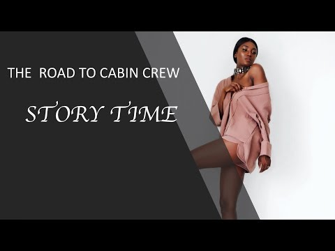 STORY TIME || How I BECAME A CABIN CREW