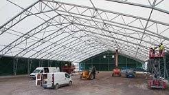 Ellesmere College Indoor Tennis Court, 2017
