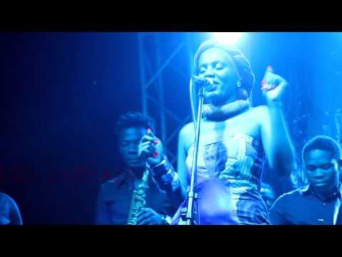NAAVA GREY ALBUM UNVEILING AT GATTO MATTO IN KAMPALA (JUNE 11TH 2015)