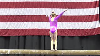 Sydney Morris - Balance Beam - 2019 U.S. Gymnastics Championships - Junior Women Day 1