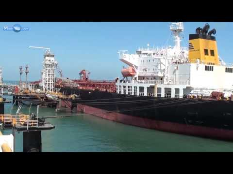 MERCHANT NAVY LOUISE OIL PRODUCTS TANKER SHIP