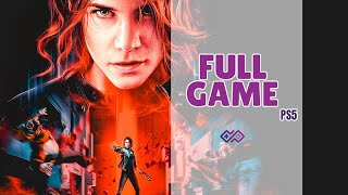 CONTROL ULTIMATE EDITION - 100% Walkthrough No Commentary [FULL GAME] PS5