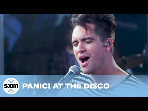 Panic! At The Disco - Say It Ain't So (Weezer Cover) [Live @ SiriusXM]