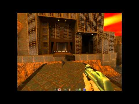 Quake II (PC) - 01 - Hub 1 (Base Unit)