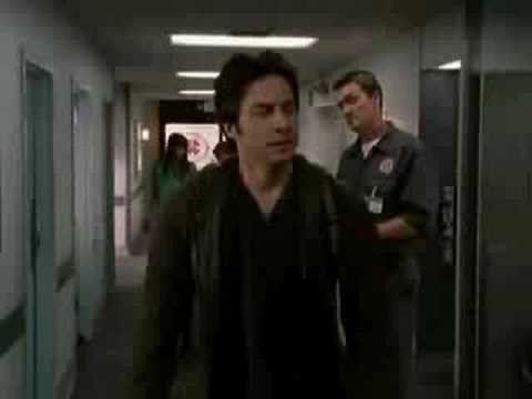 Scrubs - Chief resident in the house