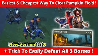 Easiest & Cheapest Way To Clear Pumpkin Field (1.10)! Last Day On Earth Survival