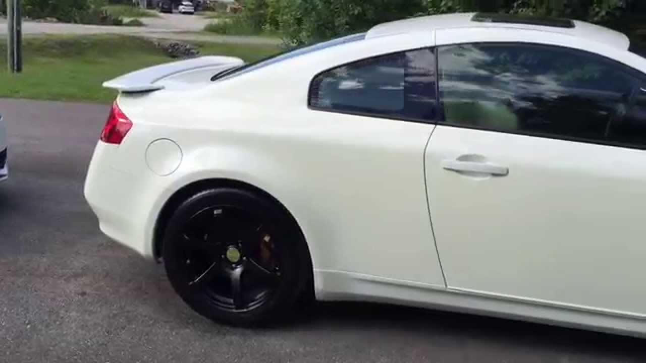 2004 infiniti g35 coupe m6 turbo 370whp for sale youtube. Black Bedroom Furniture Sets. Home Design Ideas