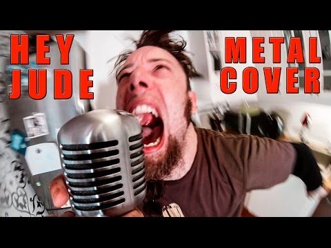 Hey Jude (metal cover by Leo Moracchioli)