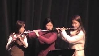 DSS 2003 Grad Talent Show - part 3
