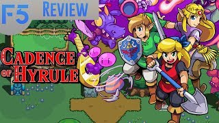 Cadence of Hyrule Review: An Unbelievable Mashup (Video Game Video Review)