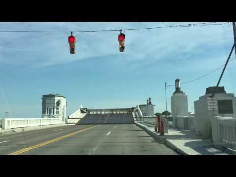 Lift Bridge Port Clinton , Ohio