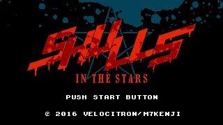 SKULLS IN THE STARS Music: NECRONOMIDOL Video: m7kenji ( http://m7k...