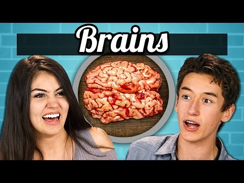 TEENS vs. FOOD - BRAIN
