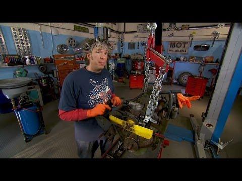 Engine Clean Up   Wheeler Dealers
