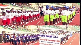 Video: Youth & Sports Development in Akwa Ibom State