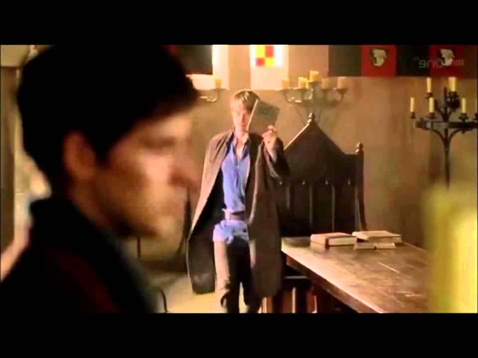 Merlin Fanfiction- Torn