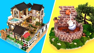 Building Incredible Feng Shui Crafts From Mini Bricks