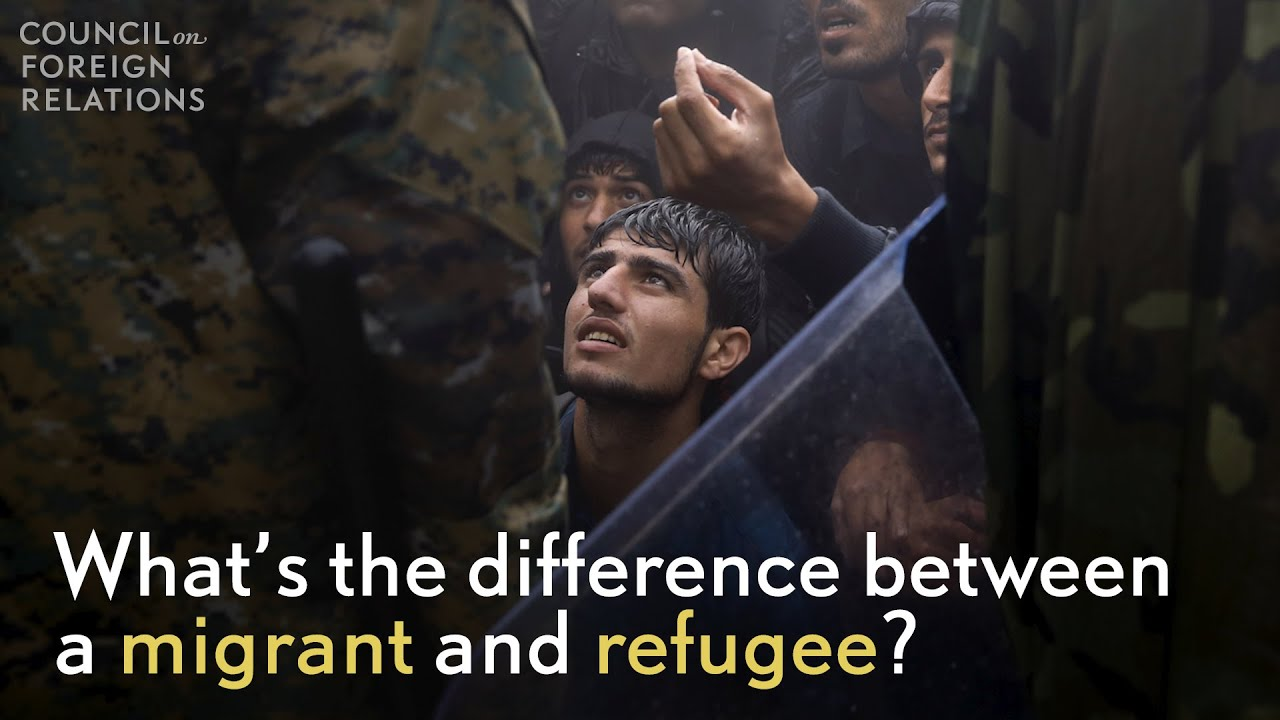 How Does the U S  Refugee System Work?   Council on Foreign