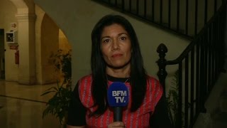 Samia Ghali ne parrainera pas Benoît Hamon: