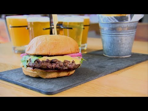 Chicago's Best Burger: DryHop Brewers