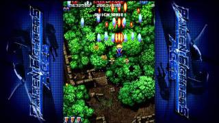 Raiden Fighters Aces gameplay Xbox 360 HD