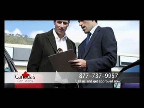 Car financing Kitchener with bad credit