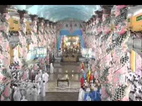 Tham quan thánh địa Tây Ninh Part 05A