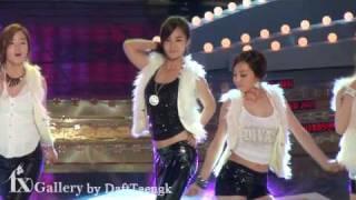 [2009-12-26] G7 Part 1 (DaftTaengk 8th Entertainment Awards Yuri)