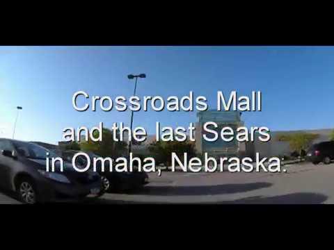 Dead Mall: Crossroads Mall in Omaha, Nebraska