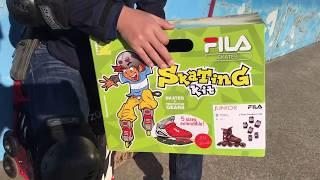 FILAのJ-ONEを履いて滑ってみた thumbnail