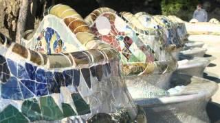 【アントニ・ガウディの作品群 ◇グエル】公園 ◇グエル邸 ◇カサ・ミラ ◇...