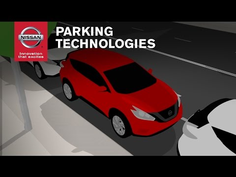 Nissan Parking Technologies: Sentra, Altima