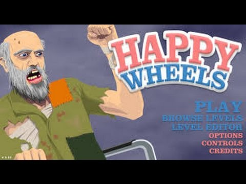 Happy Wheels Ep 1 Que Empieze La Diversion