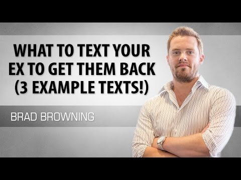 How to Get Your Ex Back By Texting (Get Your Ex To Obsess Over You By Sending Text Messages!)