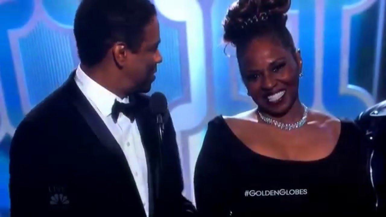 Denzel Washington's Full Golden Globe Speech for Winning 2016 Cecil B DeMille Award
