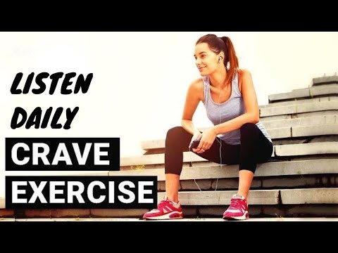 Crave Exercise - Hypnosis for Exercise, Weight Loss, and Fitness Motivation