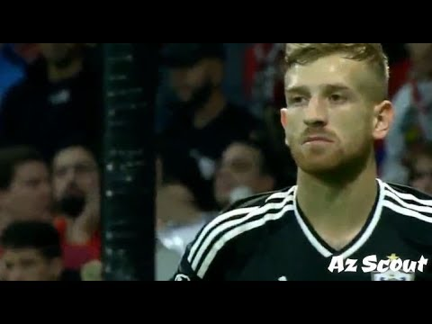 Pedro Henrique vs Atletico Madrid (Away) 31/10/2017 HD by Az Scout