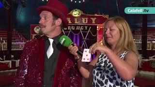 El Circ Raluy Legacy fa estada a Calafell